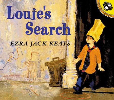 Louie's Search by Ezra Jack Keats - pbk