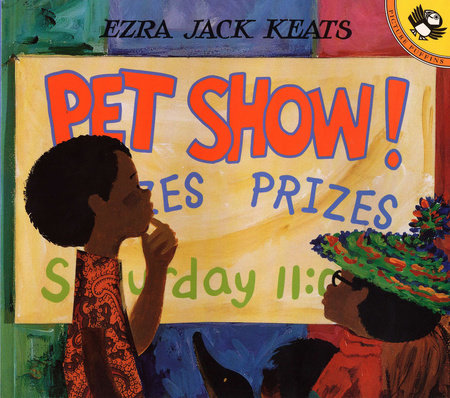 Pet Show! by Ezra Jack Keats - pbk