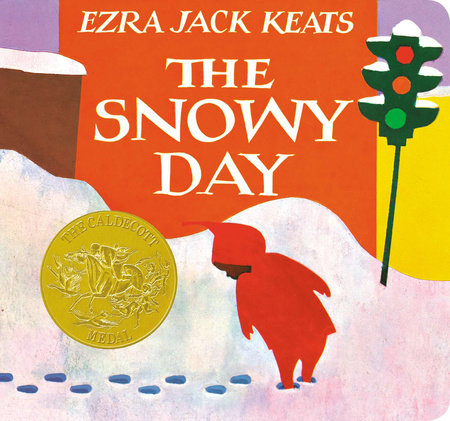 The Snowy Day by Ezra Jack Keats - boardbook