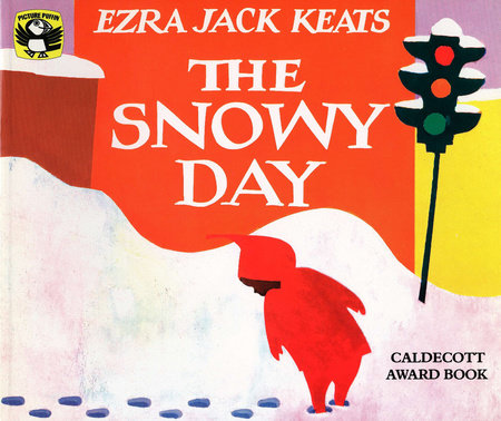 The Snowy Day by Ezra Jack Keats - pbk