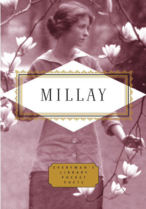Poems by Edna St. Vincent Millay - hardcvr