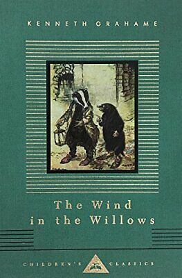 The Wind in the Willows by Kenneth Graham (illus by Rackham)