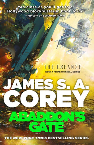 The Expanse #3 - Abaddon's Gate by James S.A. Corey