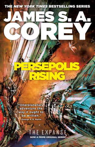 The Expanse #7 - Persepolis Rising by James S.A. Corey