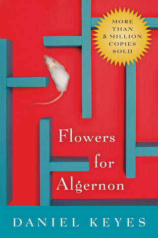 Flowers for Algernon by Daniel Keyes - tpbk