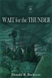 Wait for the Thunder: Stories for a Stormy Night by Donald R. Burleson