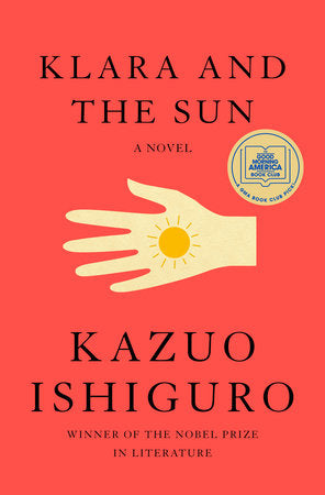 Klara and the Sun by Kazuo Ishiguro - hardcvr