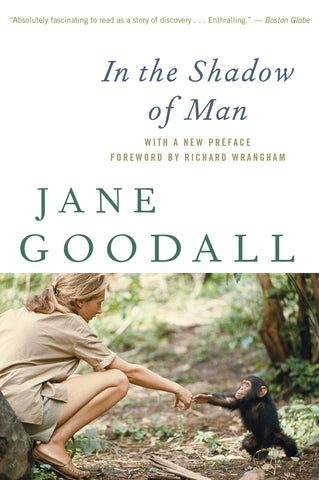 In the Shadow of Man by Jane Goodall - tpbk