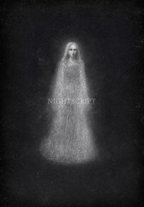 Nightscript 6: An Anthology of Strange & Darksome Tales ed by C.M. Muller