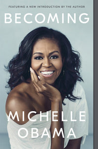 Becoming by Michelle Obama - tpbk