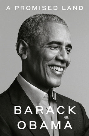 A Promised Land by Barack Obama - hardcvr