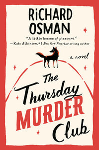 The Thursday Murder Club by Richard Osman - hardcvr