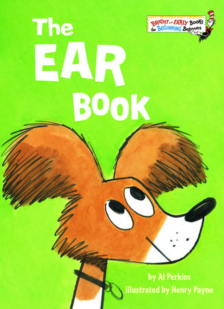 The Ear Book by Al Perkins - hardcvr