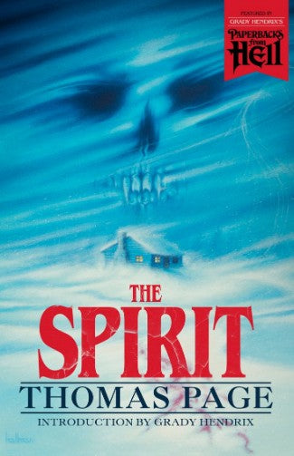 PFH #5 - The Spirit by Thomas Page