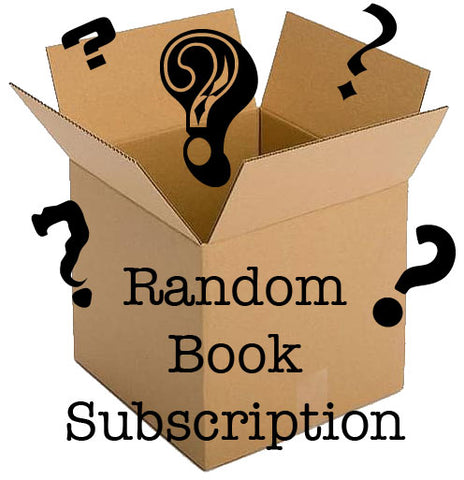 Random Used Book Subscription!