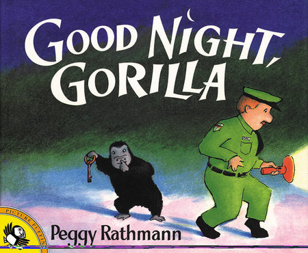 Good Night, Gorilla by Peggy Rathmann - pbk