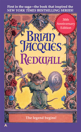Redwall by Brian Jacques - mmpbk