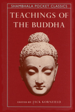 Teachings of the Buddha - Shambhala Pocket edition