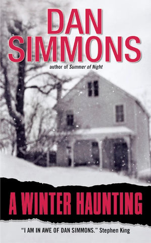 A Winter Haunting by Dan Simmons - mmpbk