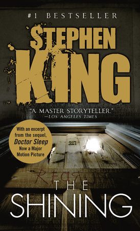 The Shining by Stephen King - mmpbk