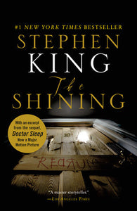 The Shining by Stephen King - tpbk