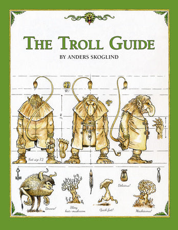 The Troll Guide by Andrews Skoglind