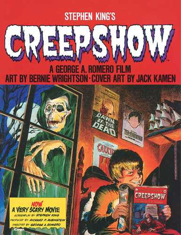 Stephen King's Creepshow, illus by Bernie Wrightson