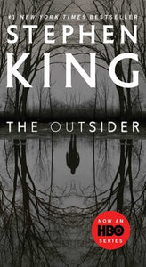 The Outsider by Stephen King - mmpbk