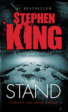 The Stand by Stephen King - mmpbk