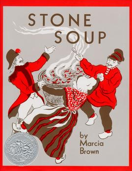 Stone Soup by Marcia Brown - hardcvr