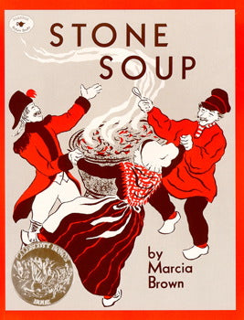 Stone Soup by Marcia Brown - pbk
