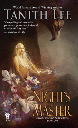 Tales from the Flat Earth #1: Night's Master by Tanith Lee - mmpbk
