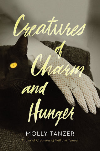 Diabolist's Library #3: Creatures of Charm & Hunger by Molly Tanzer