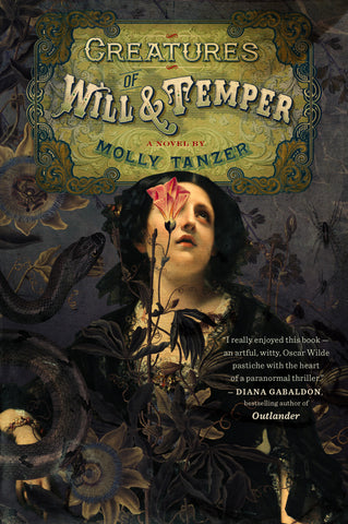 Diabolist's Library #1: Creatures of Will & Temper by Molly Tanzer