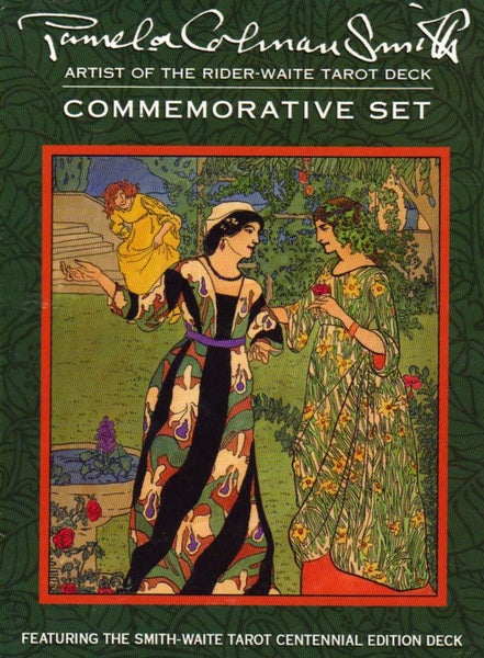 Pamela Colman Smith Commemorative Tarot Set