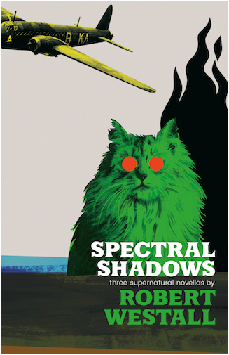 Spectral Shadows by Robert Westall
