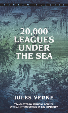 Twenty Thousand Leagues under the Sea by Jules Verne - mmpbk