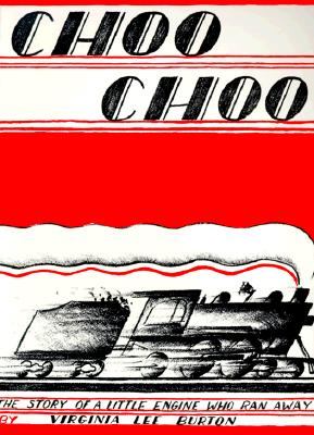Choo Choo by Virginia Lee Burton - pbk