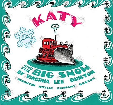 Katy & the Big Snow by Virginia Lee Burton - pbk