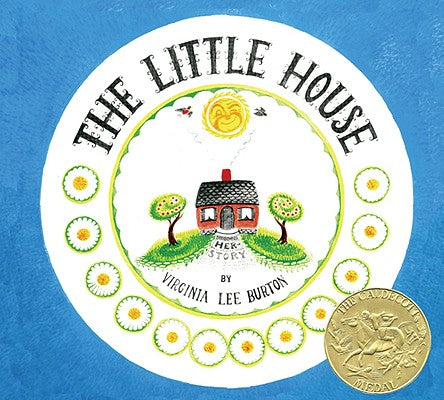 The Little House by Virginia Lee Burton - pbk