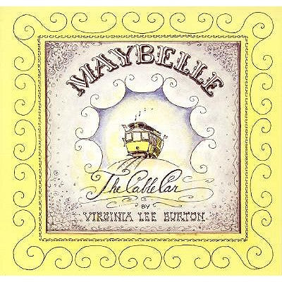 Maybelle the Cable Car by Virginia Lee Burton - pbk