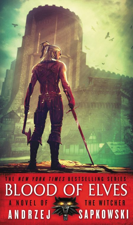 Andrzej Sapkowski's The Witcher #1 - Blood of Elves