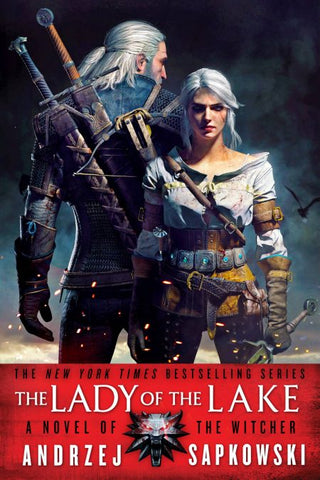 Andrzej Sapkowski's The Witcher #5 - The Lady of the Lake