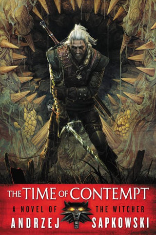Andrzej Sapkowski's The Witcher #2 - Time of Contempt