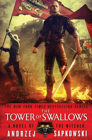 Andrzej Sapkowski's The Witcher #4 - The Tower of Swallows