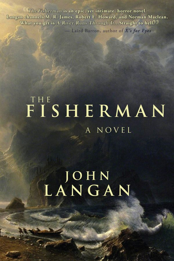 The Fisherman by John Langan - SIGNED!