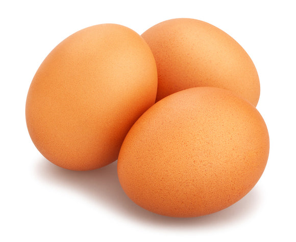 Eggs Free Range 6 Medium (6 Medium Eggs)