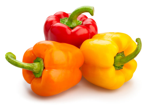 Peppers Mixed (3 X Medium) (Per Pack)