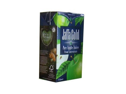 Juice Apple Pure (Per Carton 1 Litre)