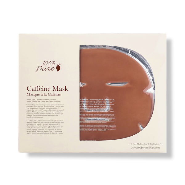 100% Pure Caffeine Mask
